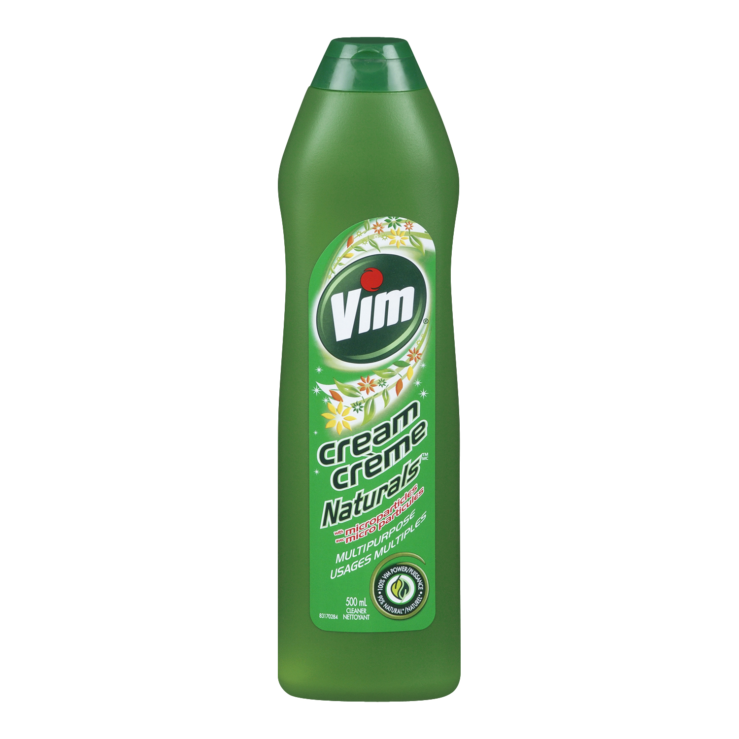 Vim PowerPro Naturals Multi-Purpose Cream Cleaner
